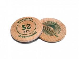 2 dollar tokens