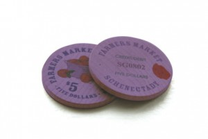 5 Dollar Tokens