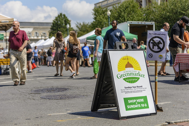 The Market Moves Outdoors THIS SUNDAY